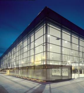 Systèmes de façade en verre