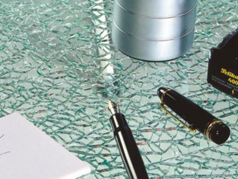 Crashglas | Saint-Gobain Building Glass