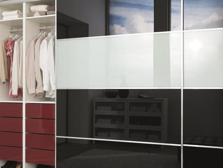 Glazen meubelfronten & kastdeuren in glas | Saint-Gobain Building Glass