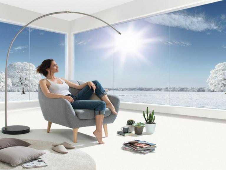 vetri basso emissivi per vetri doppi e tripli saint gobain glass finestre comfort invernale