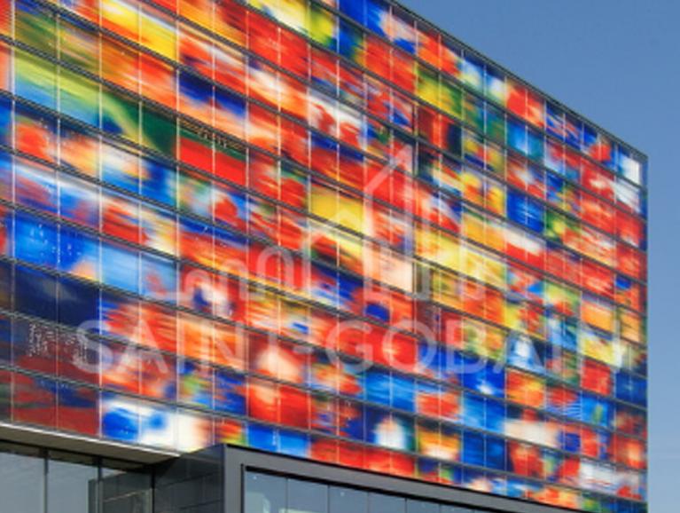 CREA-LITE van Saint-Gobain Building Glass is de oplossing van alle mogelijke glascreaties
