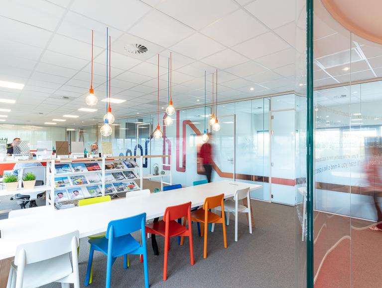 Saint-Gobain Building Glass Benelux Hoofdkantoor