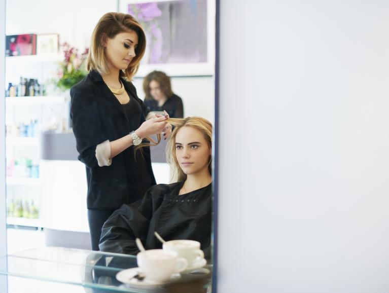 Miralite Nature | Kapsalon | Salon de coiffeur