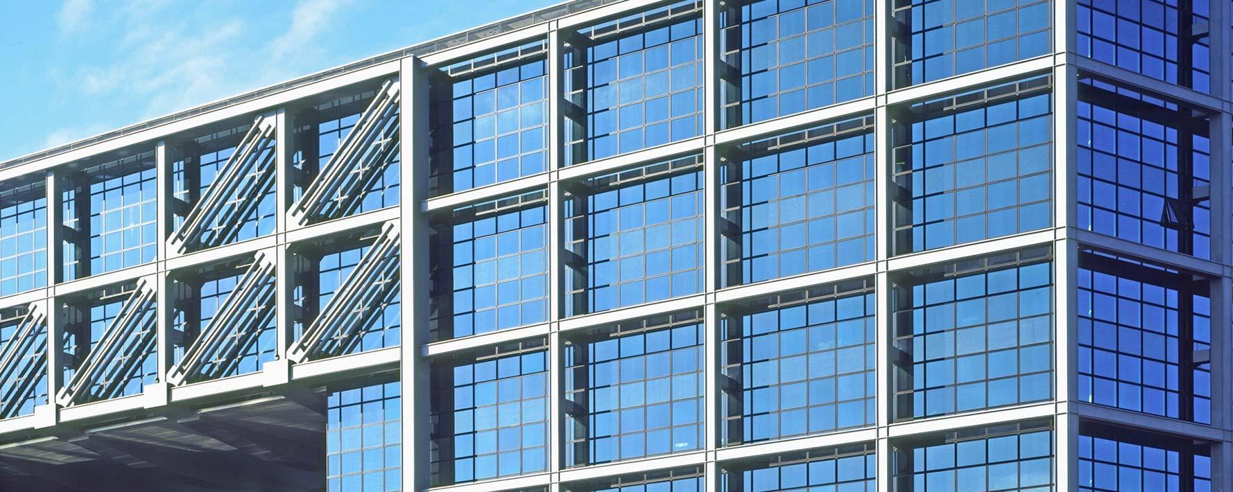 Beschichtetes Sonnenschutzglas   SGG COOL LITE   Saint-Gobain Building Glass