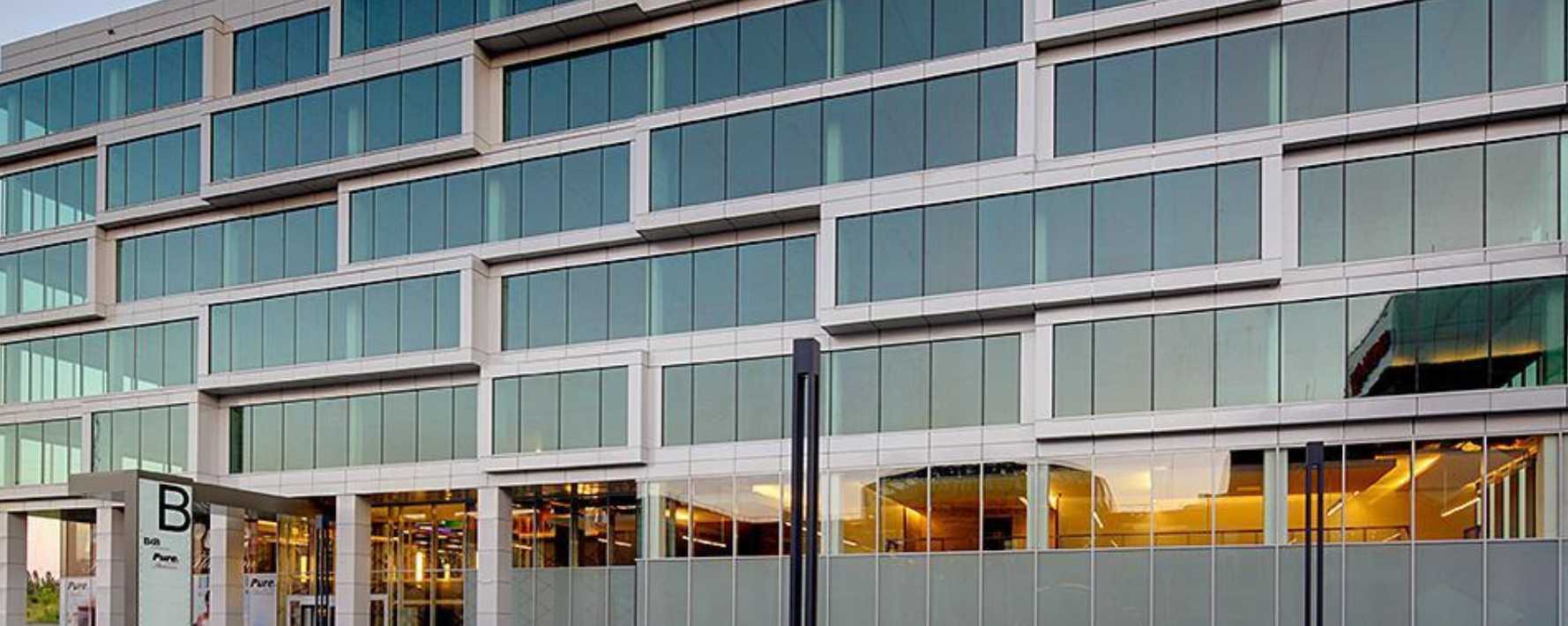 PARSOL | Float glas in glazen gevel | Saint-Gobain Building Glass