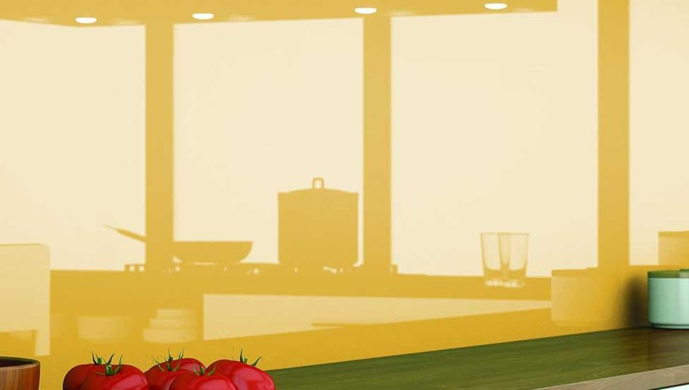 PLANILAQUE COLOR-IT | Gekleurd gelakt glas | Saint-Gobain Building Glass