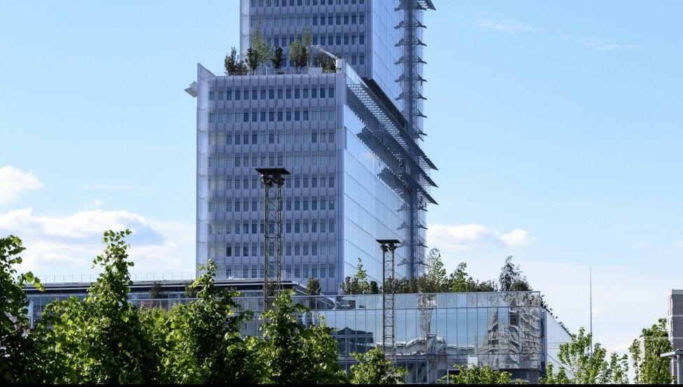 The Paris Court | Projekte von Saint-Gobain Building Glass