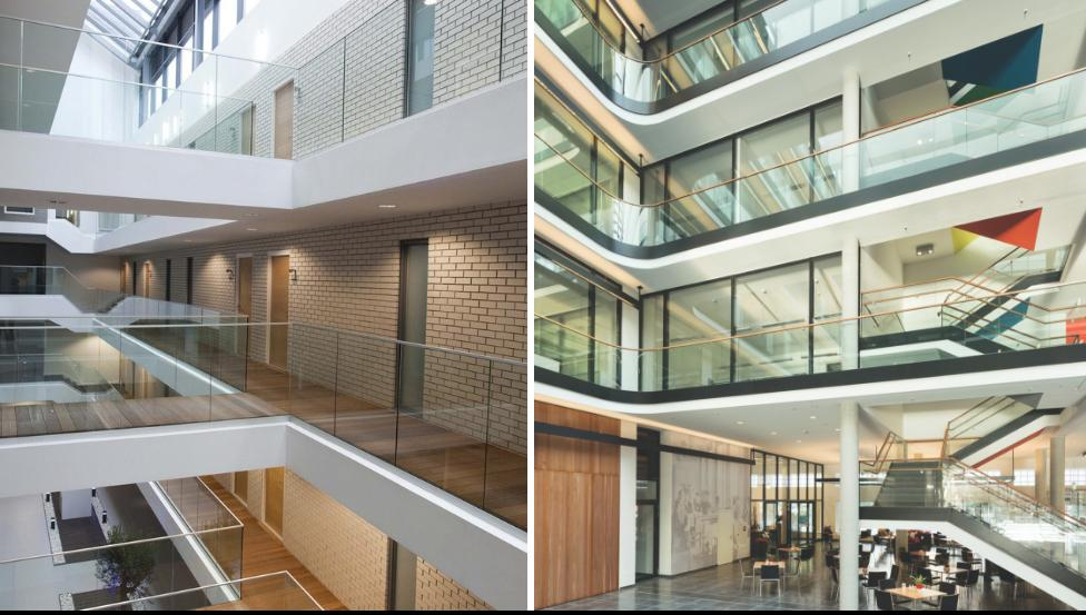 Balustrades & leuningen in glas | Saint-Gobain Building Glass