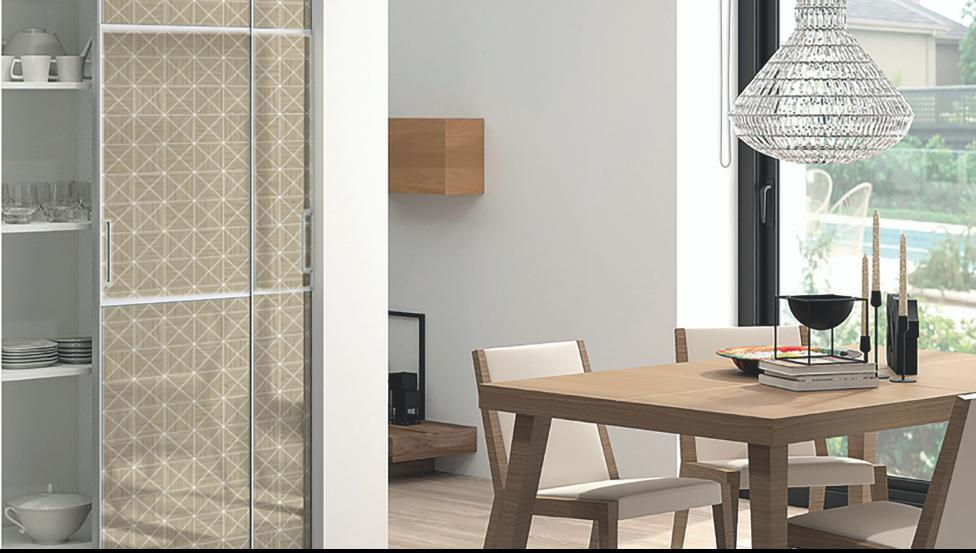 Décoration intérieure cuisine avec PICTURE-IT | Saint-Gobain Building Glass
