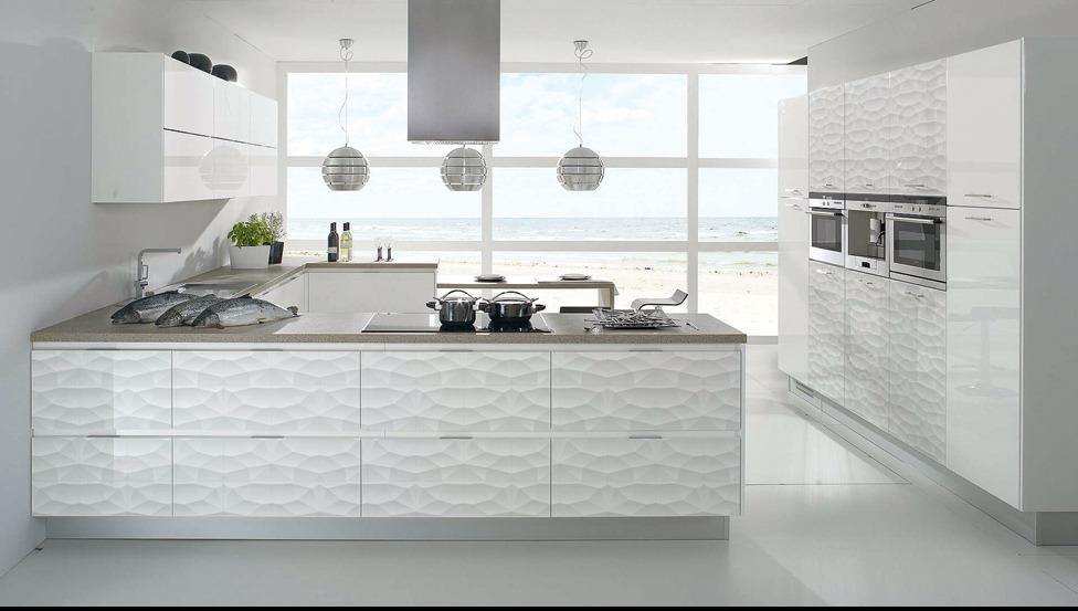 Meubles de cuisine | Impression sur verre PICTURE-IT | Saint-Gobain Building Glass