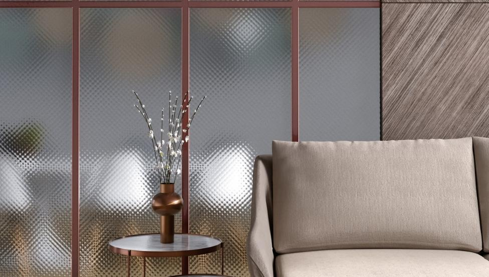 Decorglass | Masterglass | Patterned Glass