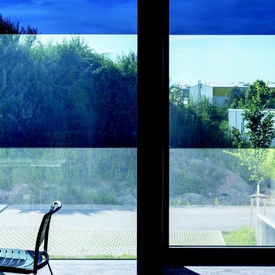 Dynamische beglazing SAGEGLASS van Saint-Gobain Building Glass