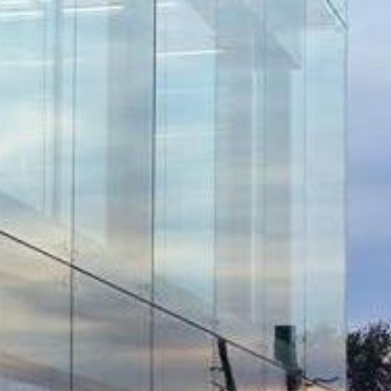 SPIDERGLASS POINT systeem van Saint-Gobain Building Glass