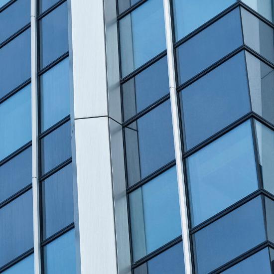 COOL-LITE SKN 165 vetri per facciata comfort termico saint gobain risparmio energetico fattore solare